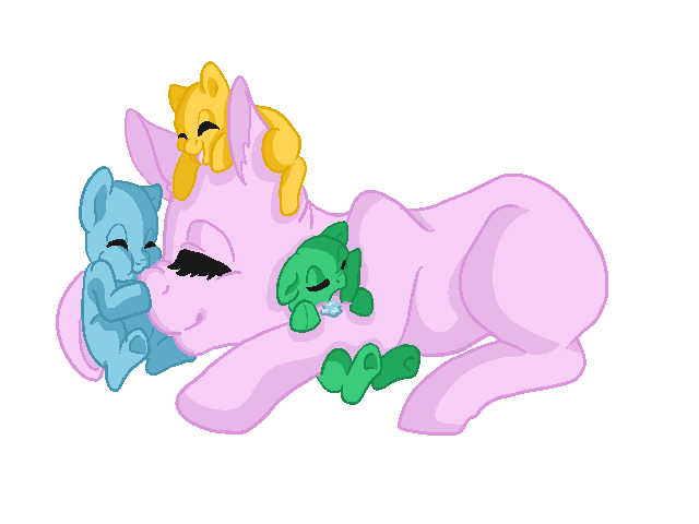 base deviantart mare filly baby pony foals her fs70 pinkie children fc03 stallion sitter father captainsnarkyninja
