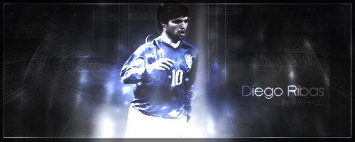 Diego Ribas by ro99-ko22