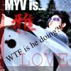 Miyavi is.. LOVE 1 by reizende