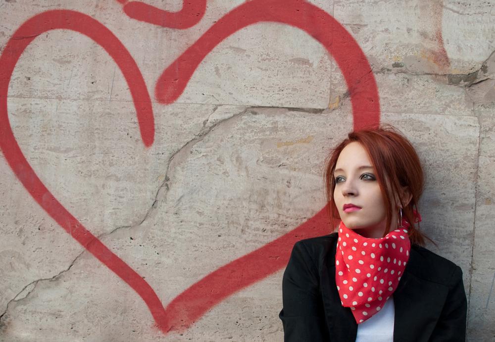 Une coeur brise by Sykeye
