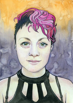 Portrait of Savannah
