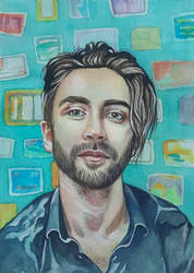 Portrait of Denis
