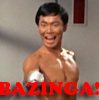 Sulu says 'Bazinga' by mccoylover77