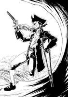 Long John Silver by vitorart