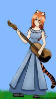Tiger Girl Guitar