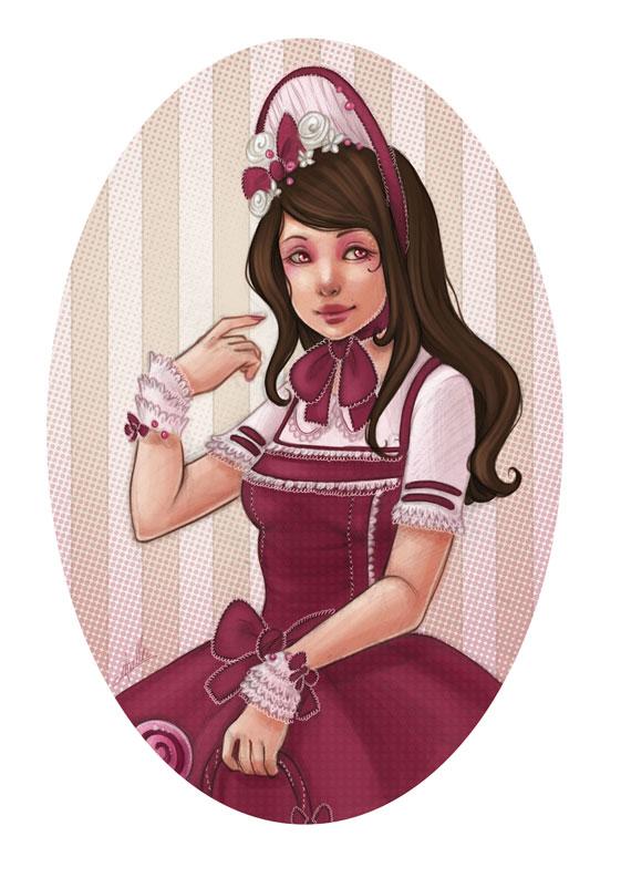 Lolita 2 by drawingum