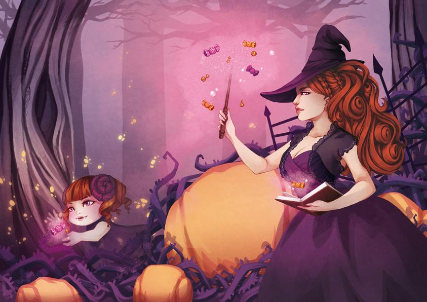 Halloween 2013 by drawingum