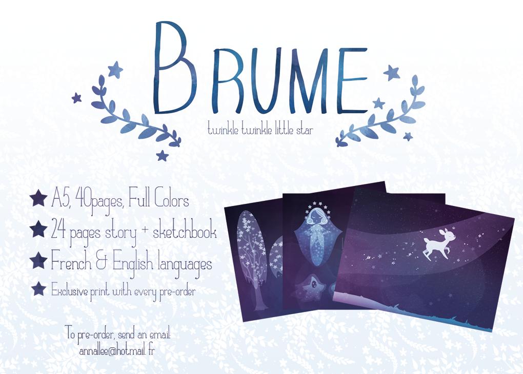 ++Online Order++ Brume by drawingum