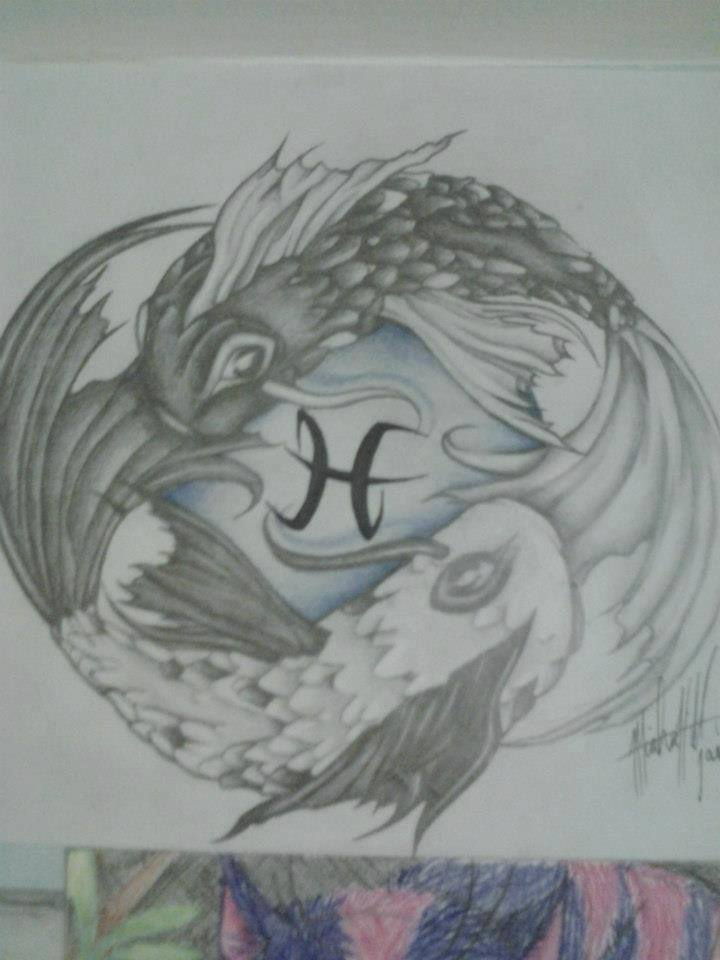 Pisces koi fish by twitchondeck on deviantart for Koi fish pisces