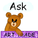 Art Trade icon by HimawariCuteBear