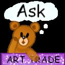 Art Trade icon by HimawariCuteBear