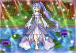 (Contest Entry) Lyria Singing by HimawariCuteBear