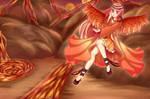 Commission for Shadow4kuma by HimawariCuteBear
