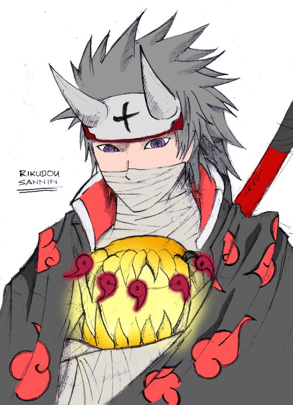 Rikudo Sennin 2 by MajesticSnoozer