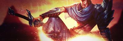 League of Legends: Yasuo Signature