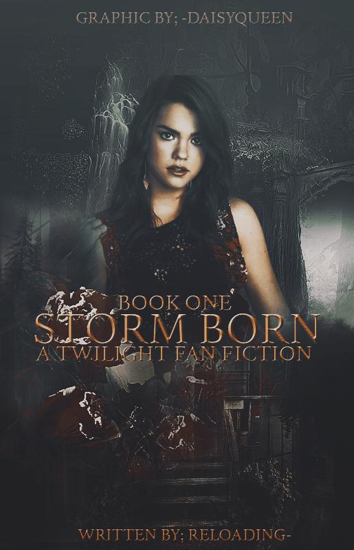 STORM BORN | TWILIGHT by regulusblack1994