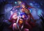Lillia and Neeko