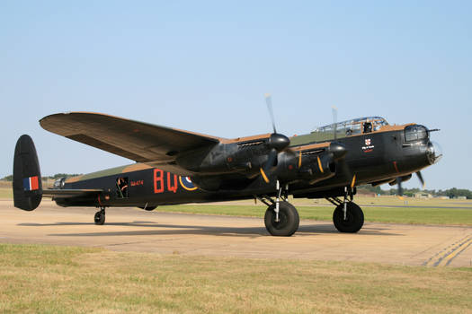Lanc on the pan