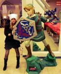 Link, Listen!