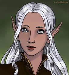 Lewind Portrait by LadyLewind