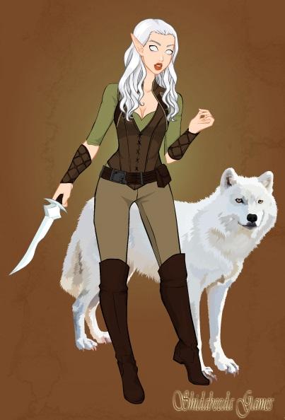 Lewind Wolfsblood by LadyLewind
