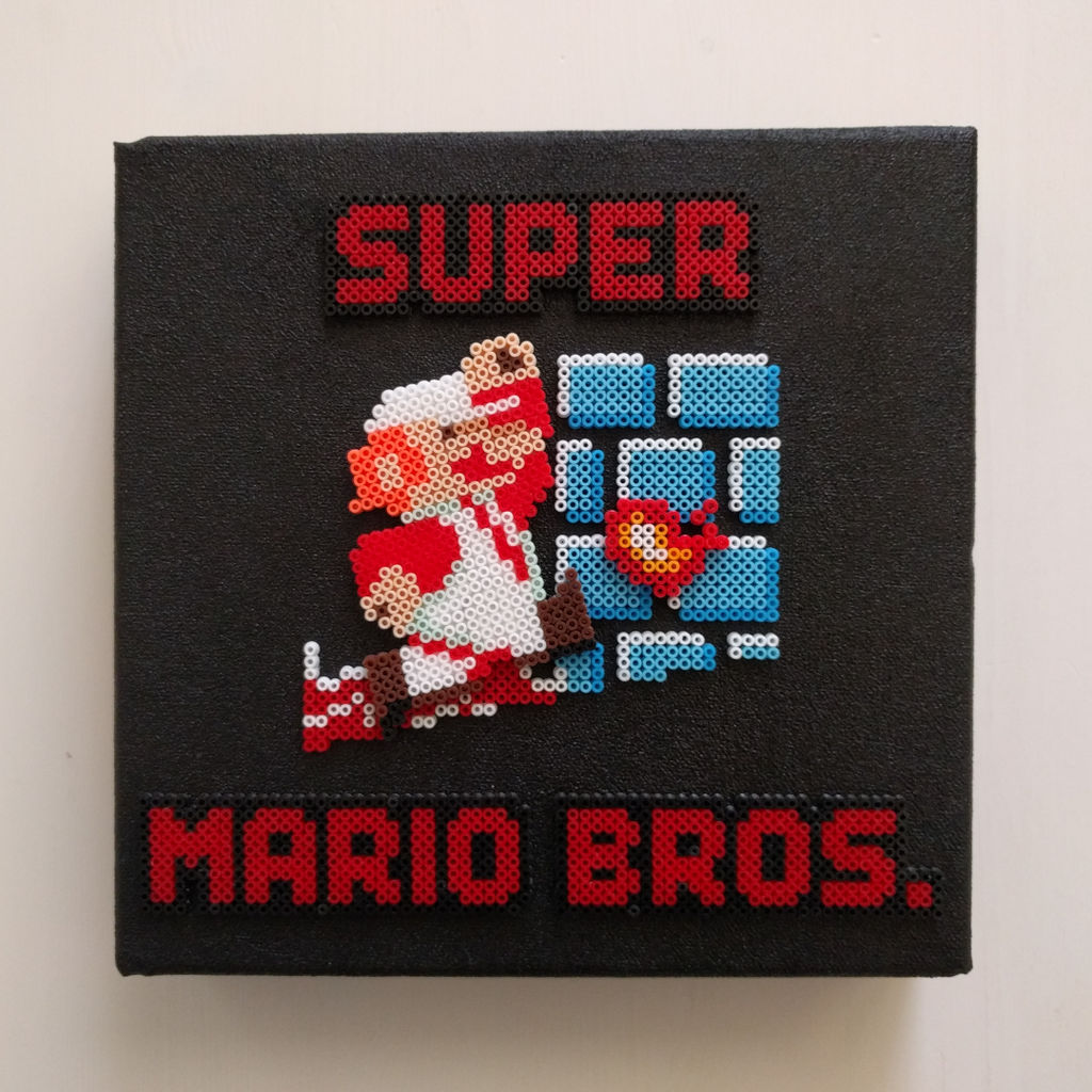 Super Mario Bros Nes Cartridge Cover By Thisthatwithcat On Deviantart