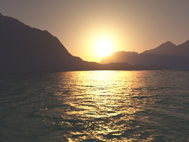 Sunset 2 by Alphagoth