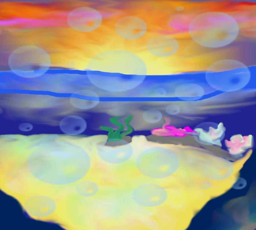 Un der the Sea by Alphagoth