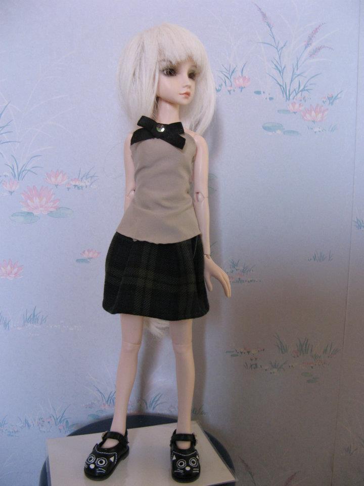 School Dress by Alphagoth
