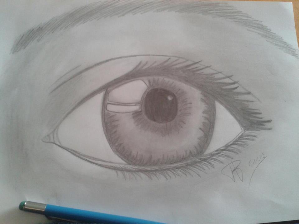 Eye One by Alphagoth