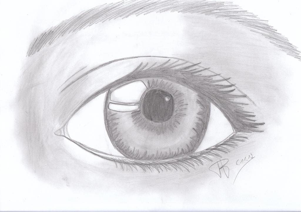 Eye Scan by Alphagoth