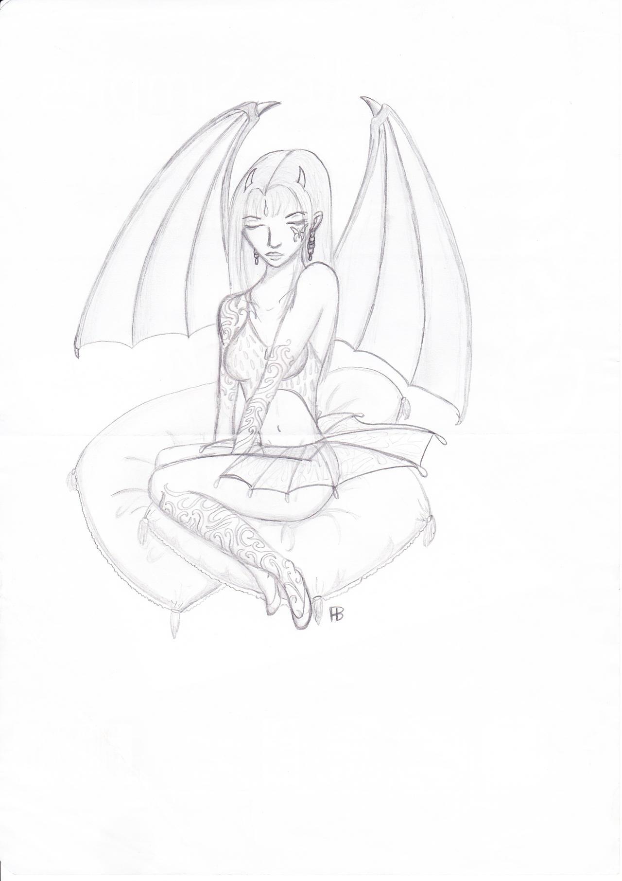 Daemon by Alphagoth