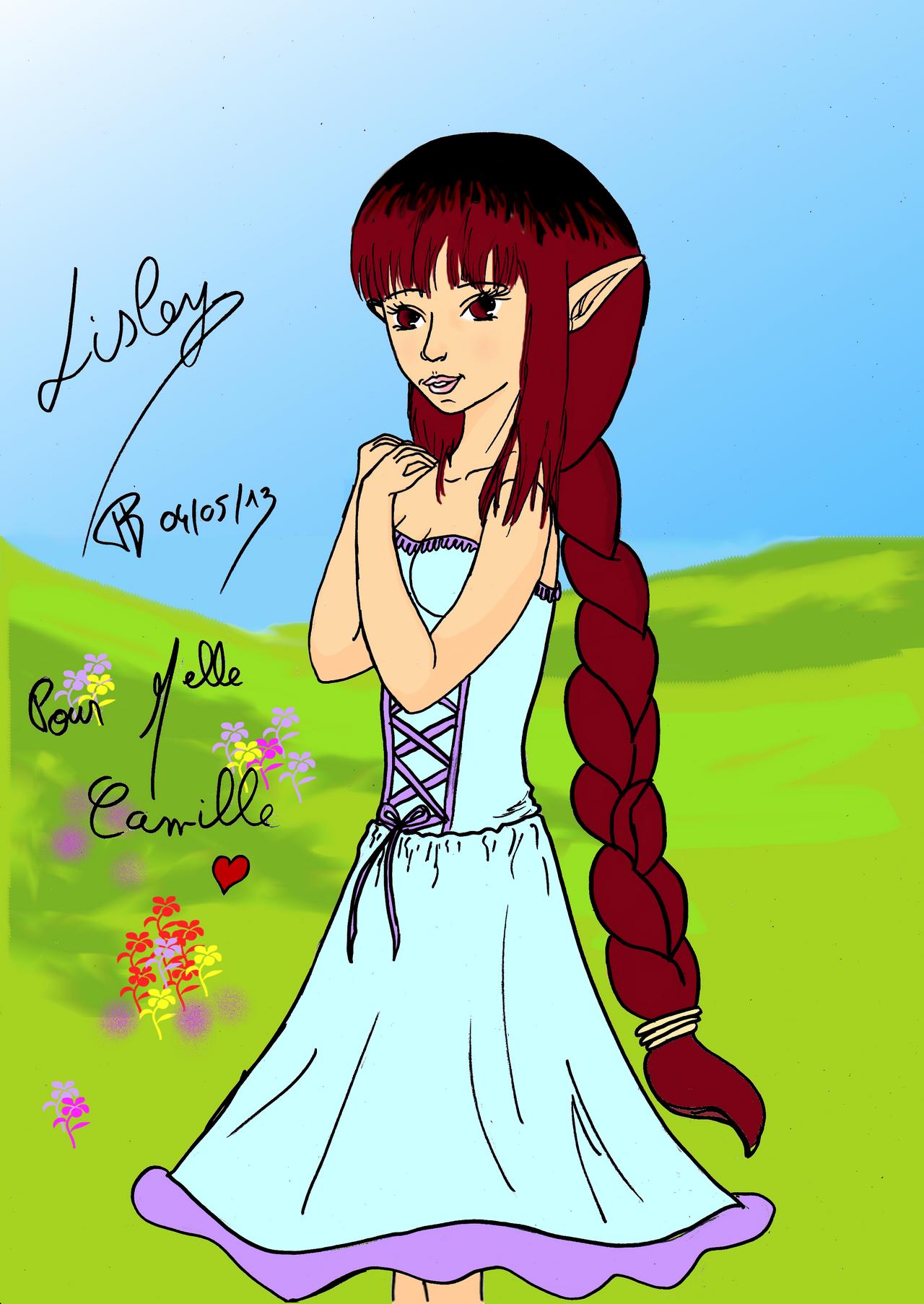 Lisley done by Alphagoth