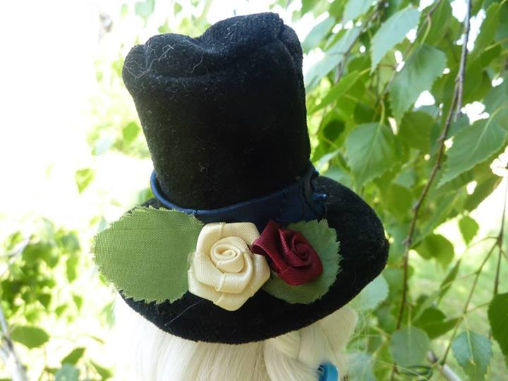 Detail of the Hat by Alphagoth