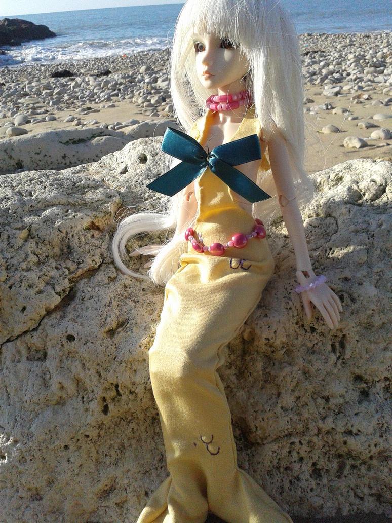 Mermaid Aby by Alphagoth