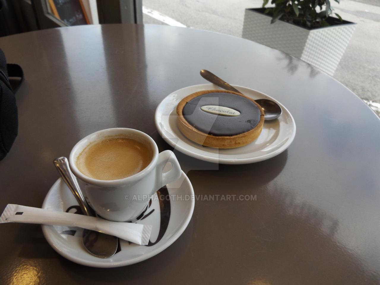 Coffee toffee by Alphagoth