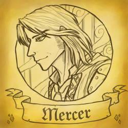 Matthew Mercer - Character Portrait