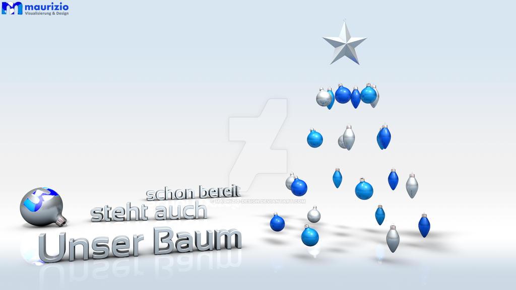 Weihnachtskugeln by maurizio-design