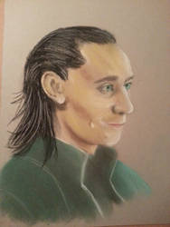 Burdened with  Glorious Purpose by workofaart