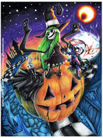 Hallowen 2009 by Devoratus