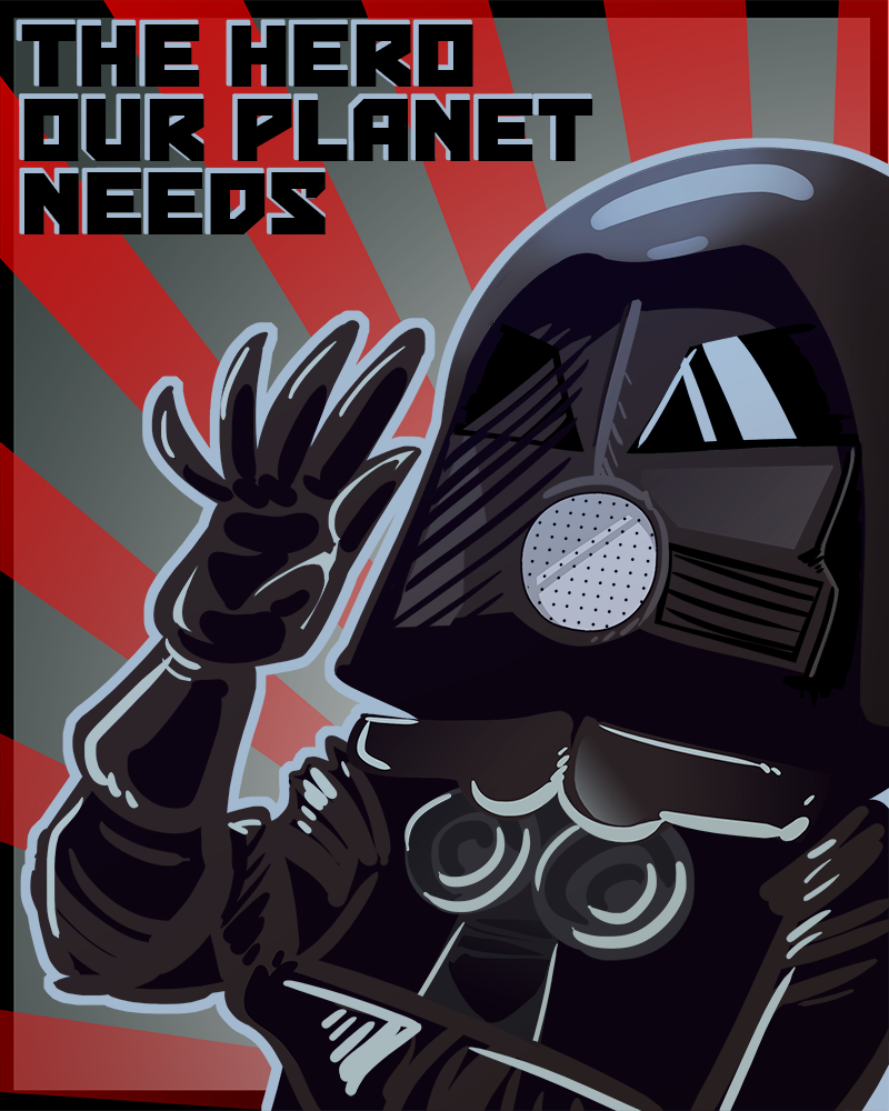 Spaceballs the Propaganda by Russell-LeCroy