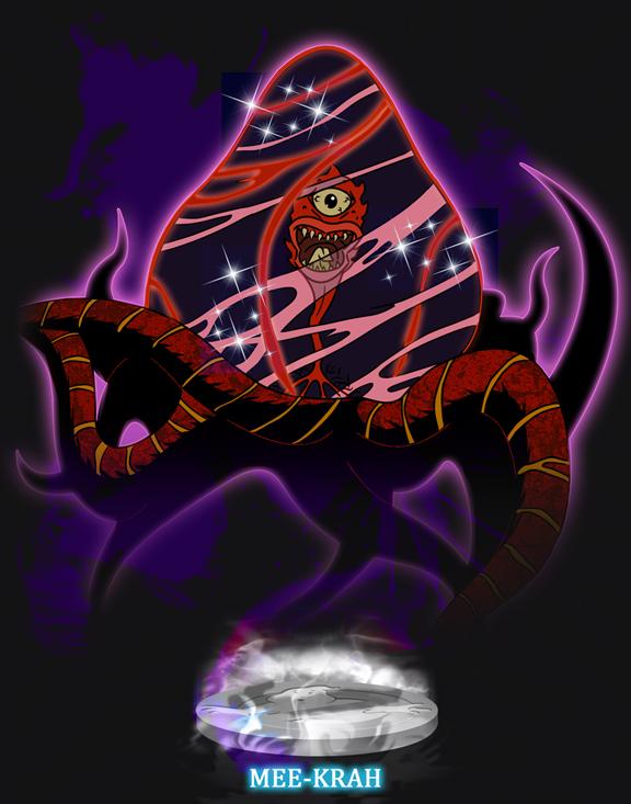 Mee-Krah - Ghostbusters by spicemaster