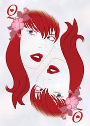 Queen of Hearts v2