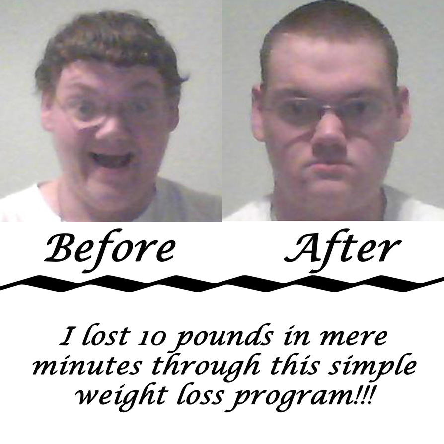 Weight loss program that works by Blazer48