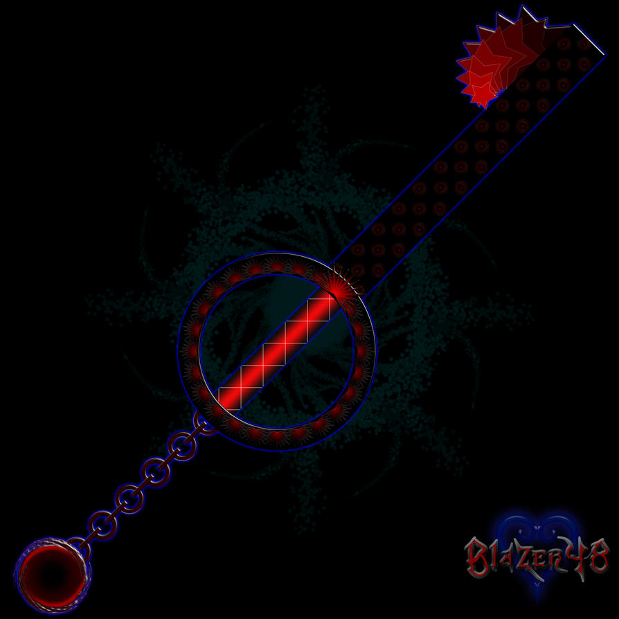 Keyblade: Cosmic Warrior by Blazer48