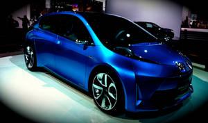 Prius C Concept at NAIAS 2011