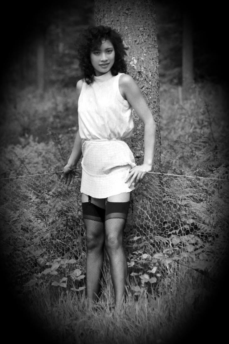 Vintage sylvan glamour by Londonglamourtog