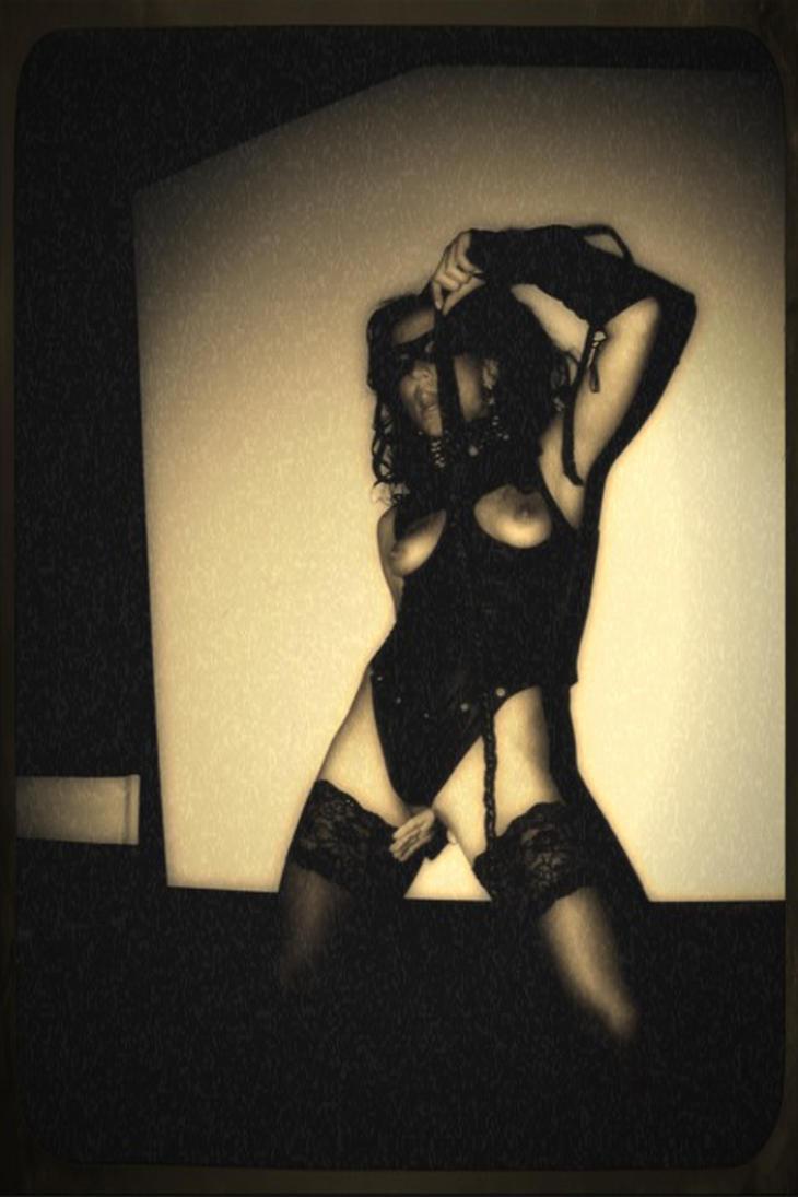 Miss Whiplash 1992 by Londonglamourtog
