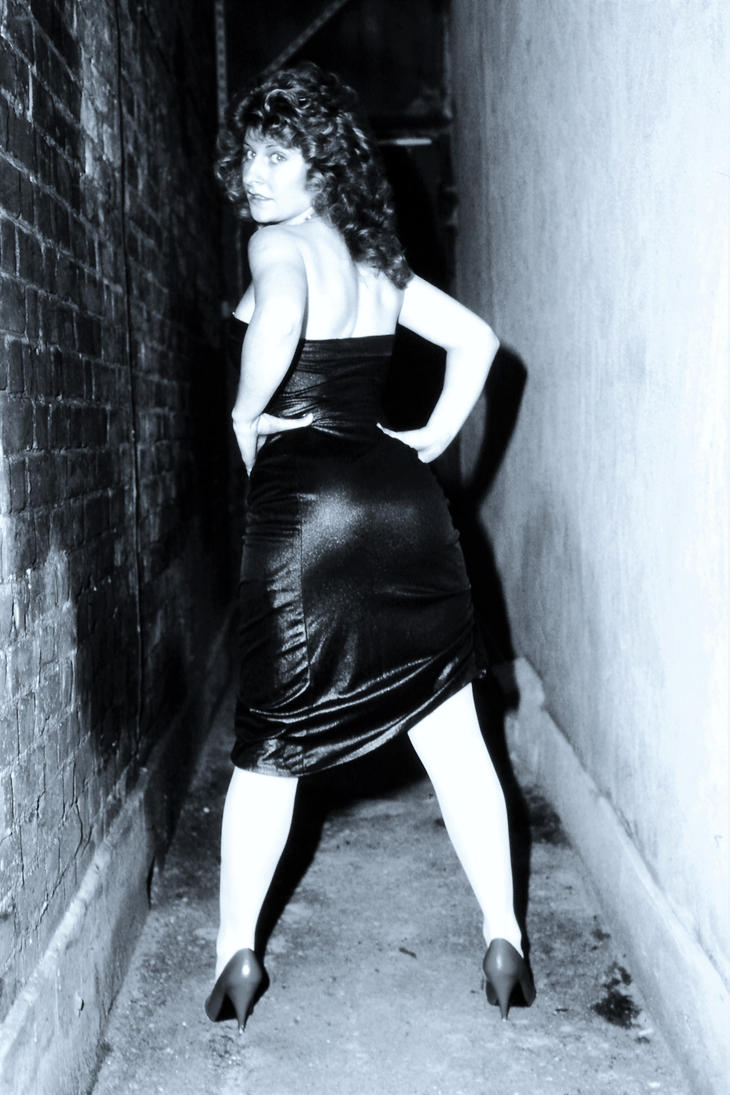 Back Alley Glamour 1987 by Londonglamourtog