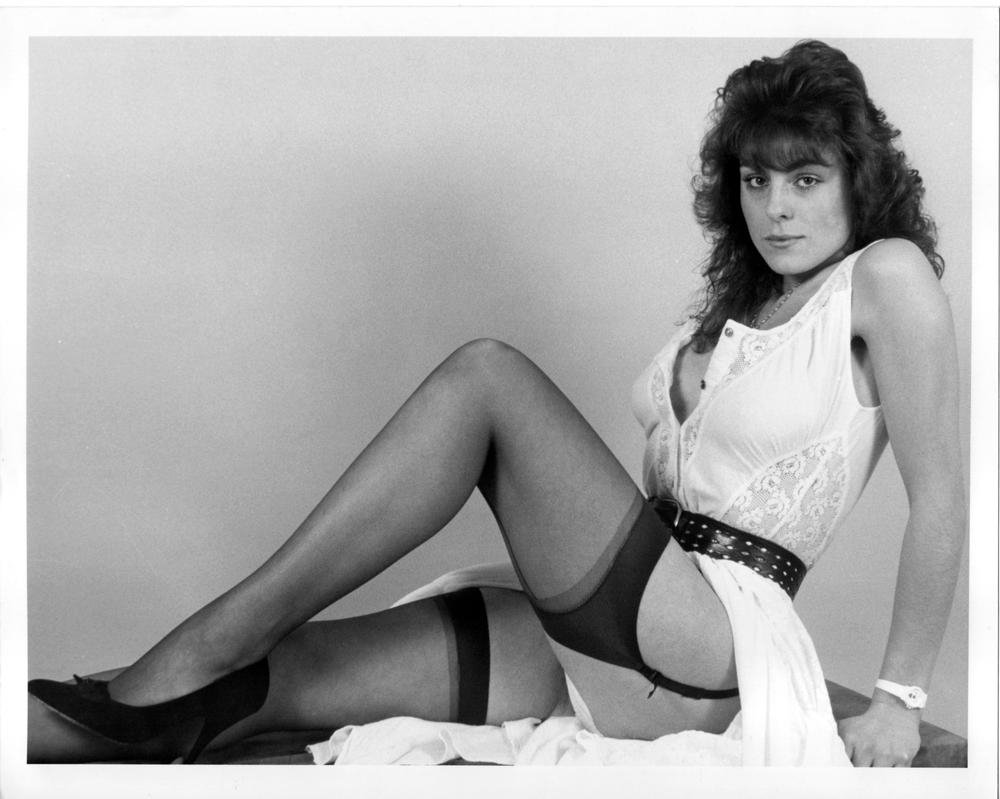 Cheesecake Glamour in the late 80's by Londonglamourtog